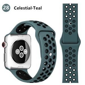 NEW[BAND] Celestial Sport Silicone For Apple Watch
